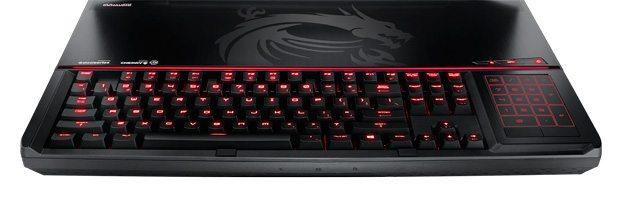 Тачпад размещен справа от клавиатуры - может выполнять роль блока цифровой