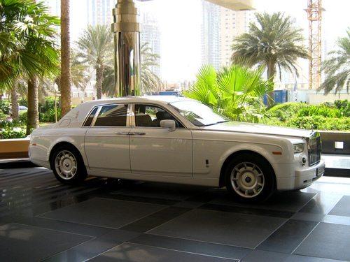 аренда авто в Дубаи фото