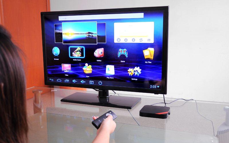 TV Box - тв-приставка для телевизора на основе Android