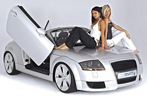 авто для девушки фото
