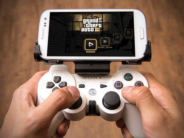 Pad GameKlip для смартфона
