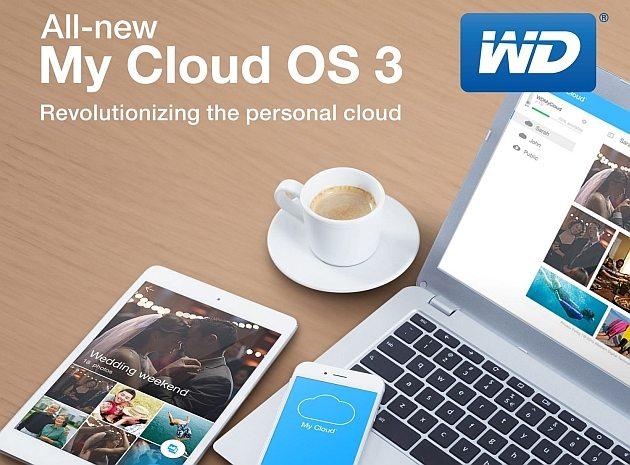 Новый размер персональной облачной системы WD My Cloud Компютеры