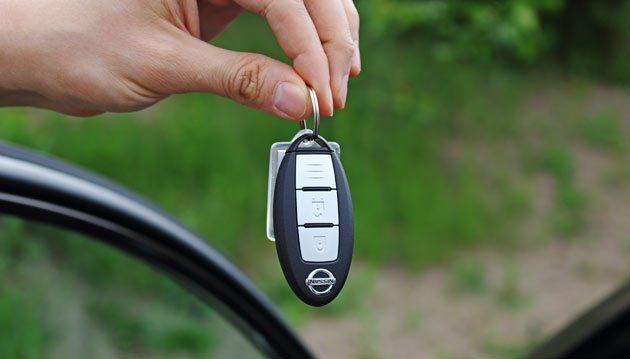 System Nissan i-Key