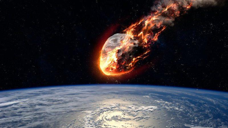 Ужасный астероид пролетит мимо Земли на Хэллоуин