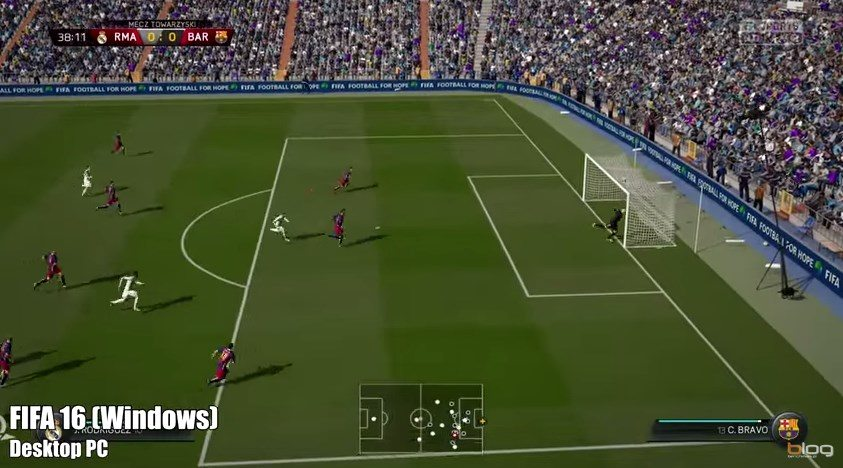 футбол 16