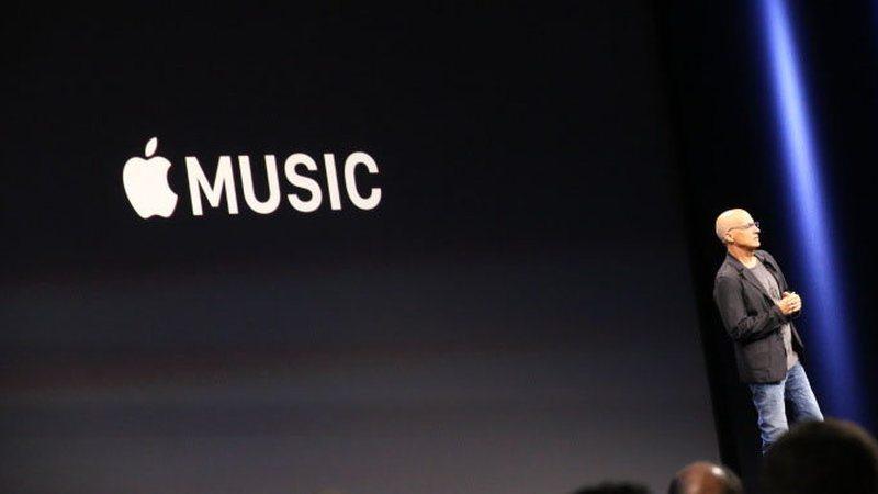6,5 млн. человек платит за Apple Music