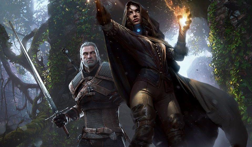 Geralt-a-Yennefer