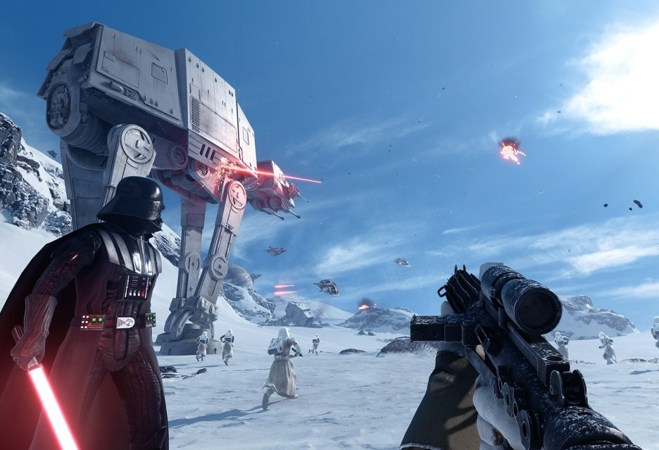 Star-Wars-Battlefront-grafica