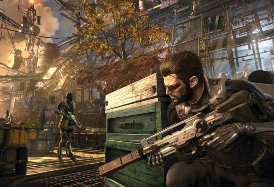 Deus Ex: Раскол Человечества-