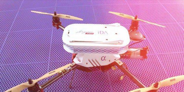 dron-singpost