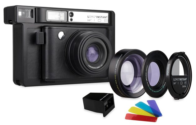 Lomo Instant Wide от Fujifilm
