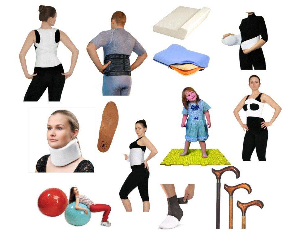 Ортопедические товары фото
