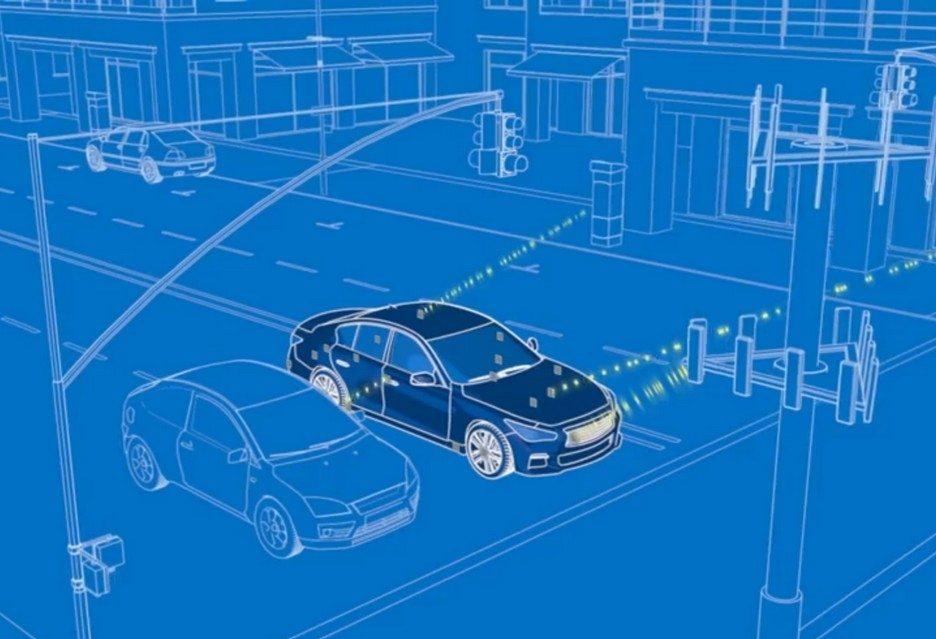 интел умный автомобиль фото