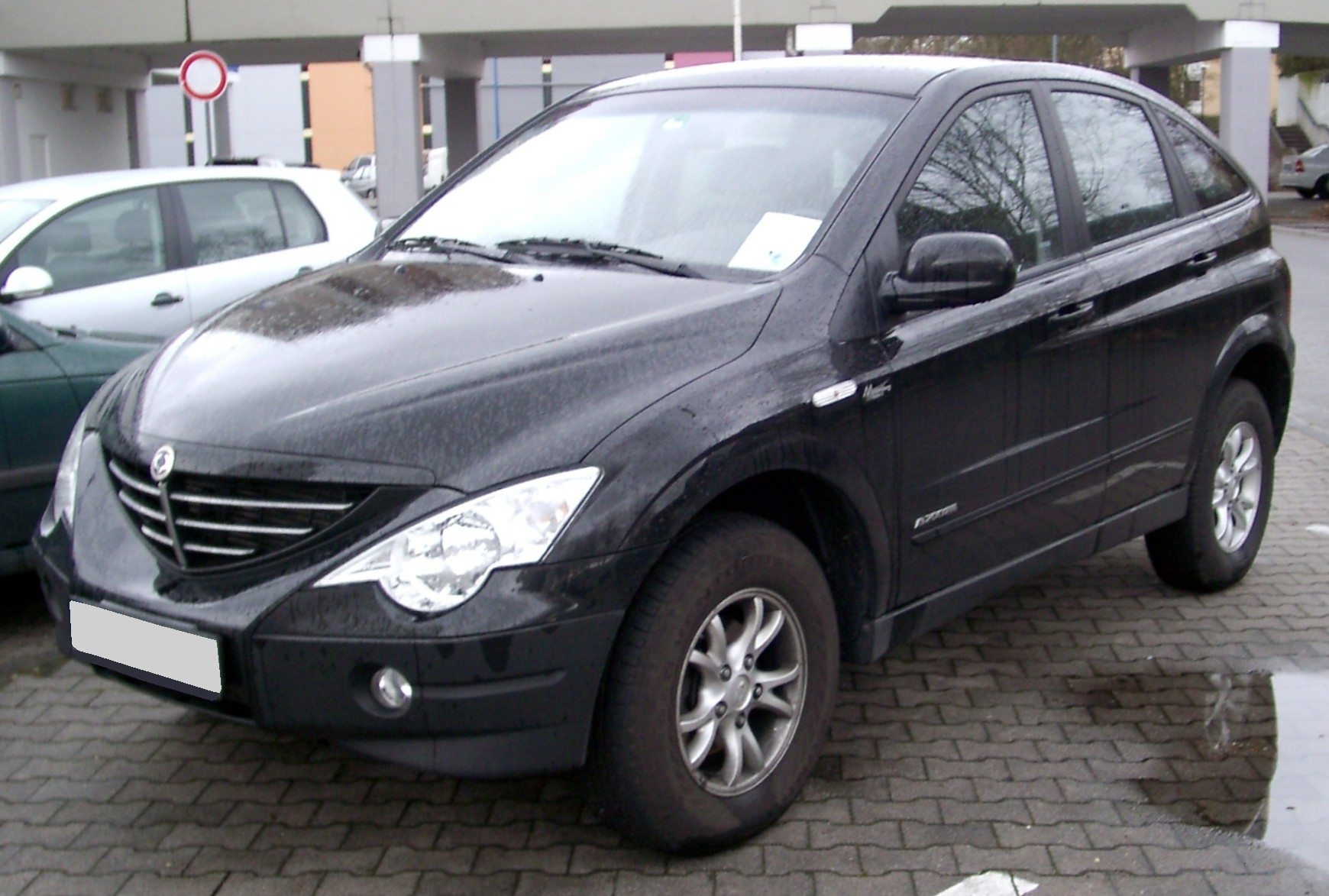 SsangYong_Actyon_front_20080303