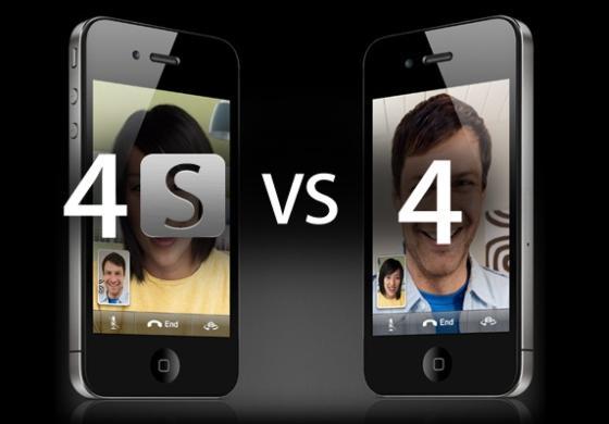 iPhone 4 vs 4S: краткое сравнение популярных смартфонов Apple. Видео