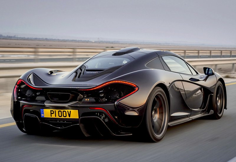 2013 McLaren P1; top car design rating and specifications