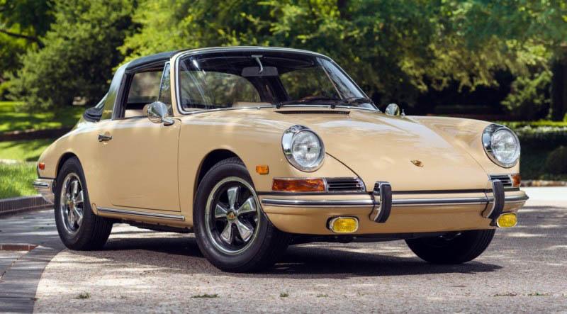 Porsche-911-Targa-1966-goda