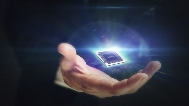 6th Generation A-Series Processors codenamed CARRIZO - 4K chip in palm