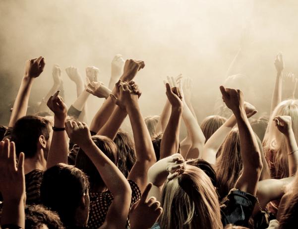 клубная вечеринка. фото