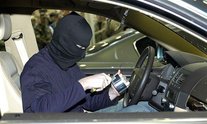 защита от кражи автомобиля