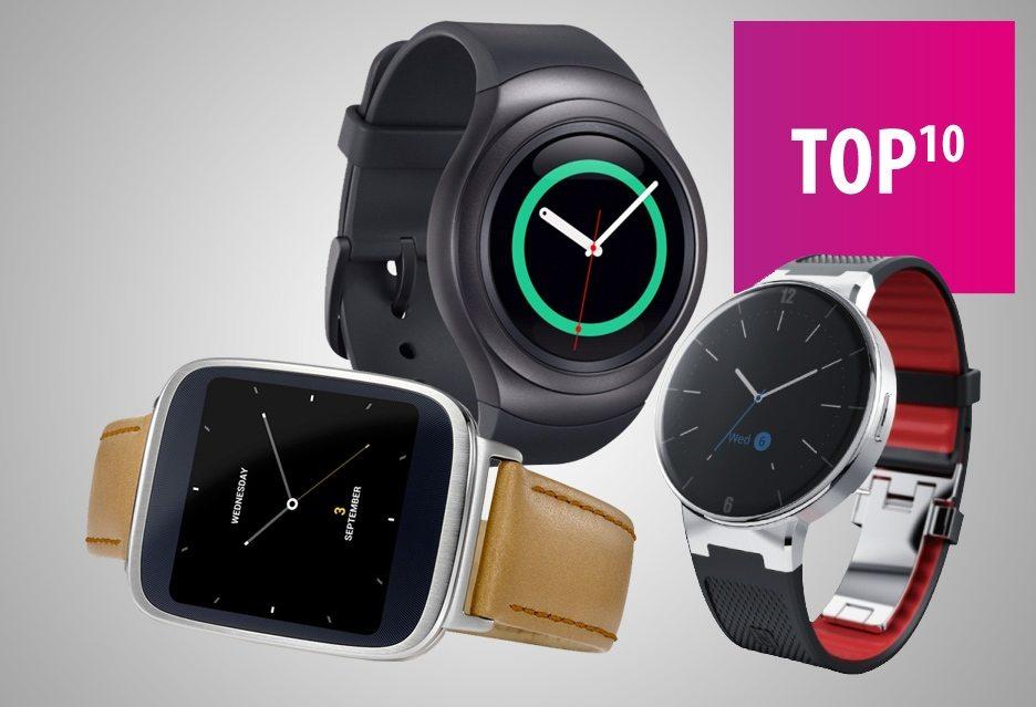 топ 10 Smart Watch