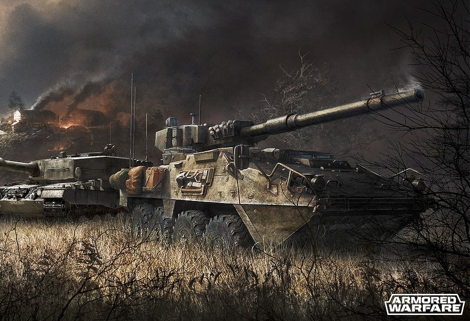 Armored Warfare фото