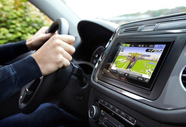 GPS в автомобиле