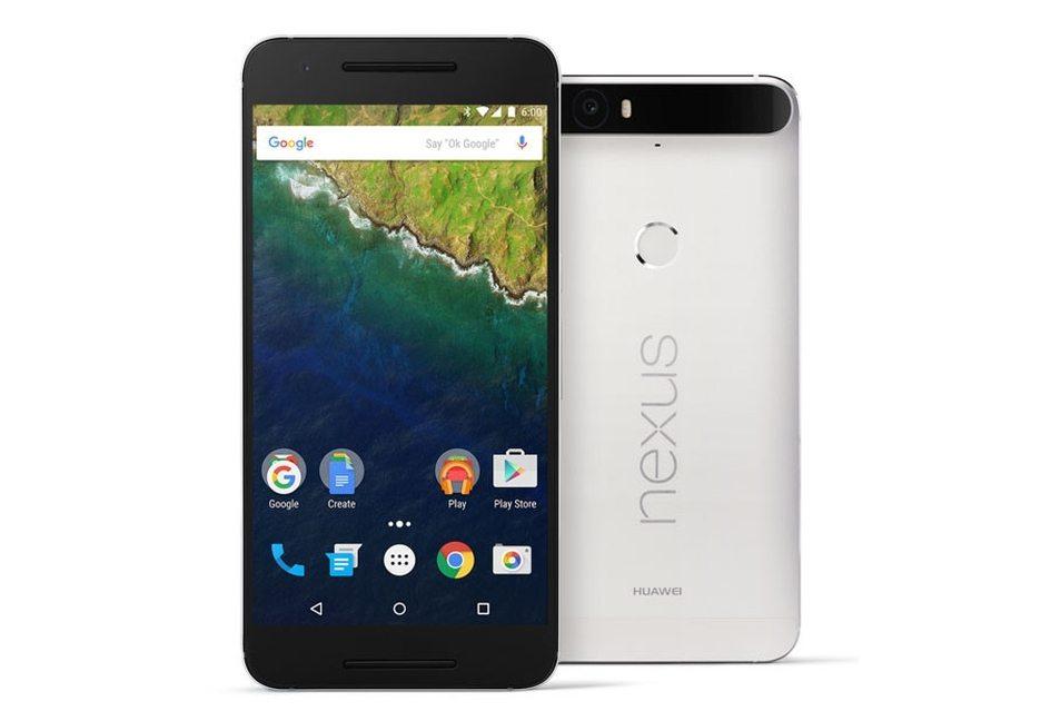 Huawei Nexus 6P фото