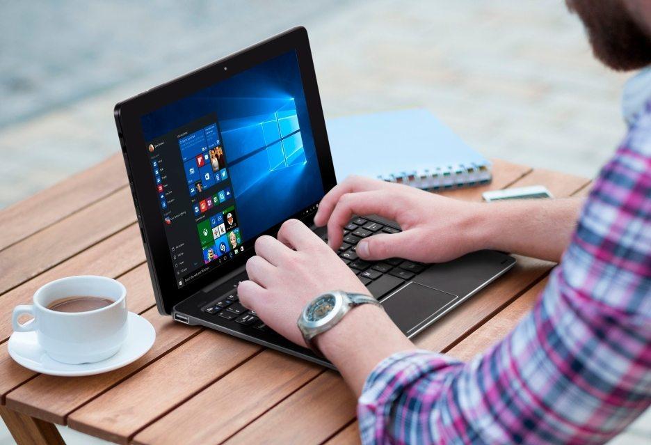 Kruger&Matz EDGE 1084 LTE-планшет, который заменим небольшой ноутбук