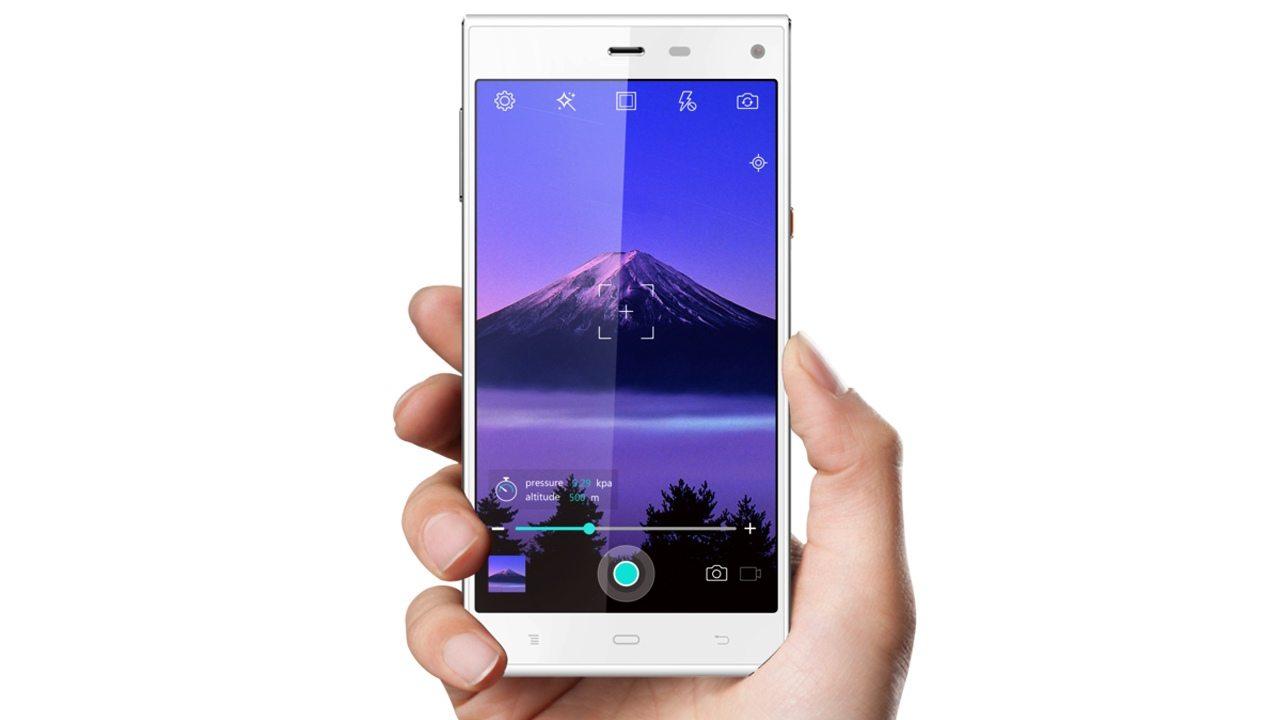 Обзор смартфона Phicomm Passion 660