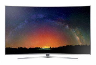 Samsung UE55JS9000 фото