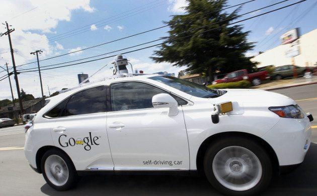 автопилот от Google