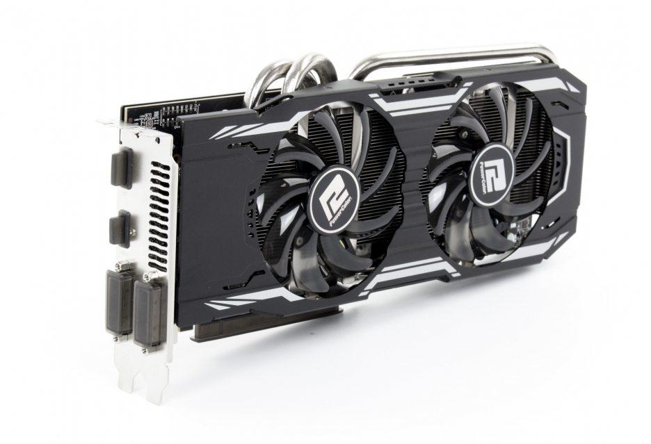 авторская видеокарта Radeon R9 380X компании PowerColor