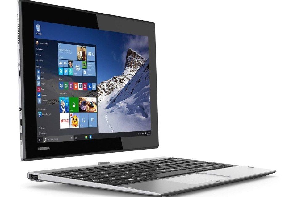 гибридный ноутбук с windows10
