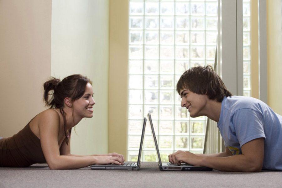 знакомства в сети