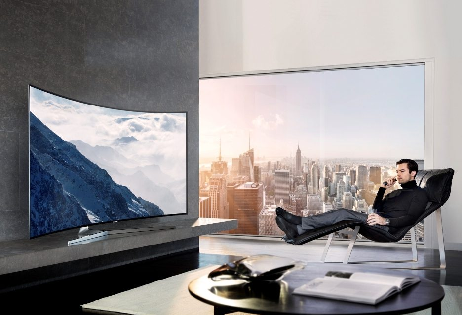 телевизор Samsung 4kUHD