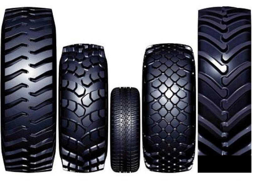 фото. шины для грузовых автомобилей