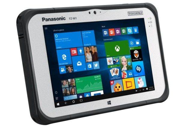 Panasonic Toughpad FZ-M1 MK2: планшет с поддержкой 3D камеры для логистов и трейдеров