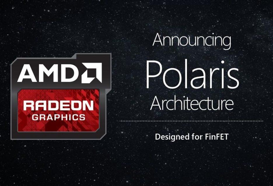 AMD архитектура Polaris