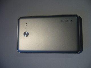 Luxa 2 P1 вид сверху