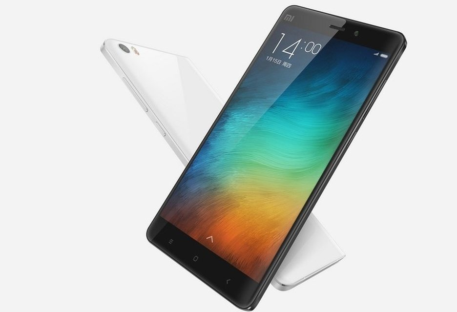 Xiaomi Mi Note с Windows Mobile 10