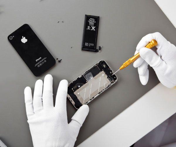как чистить гаджеты Apple фото