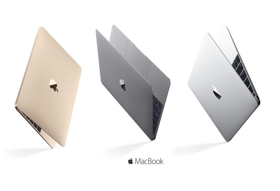 новые ноутбуки MacBook