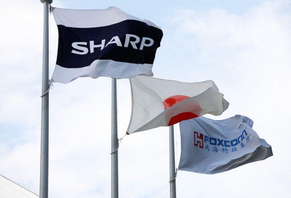 продажа Sharp компании Foxconn