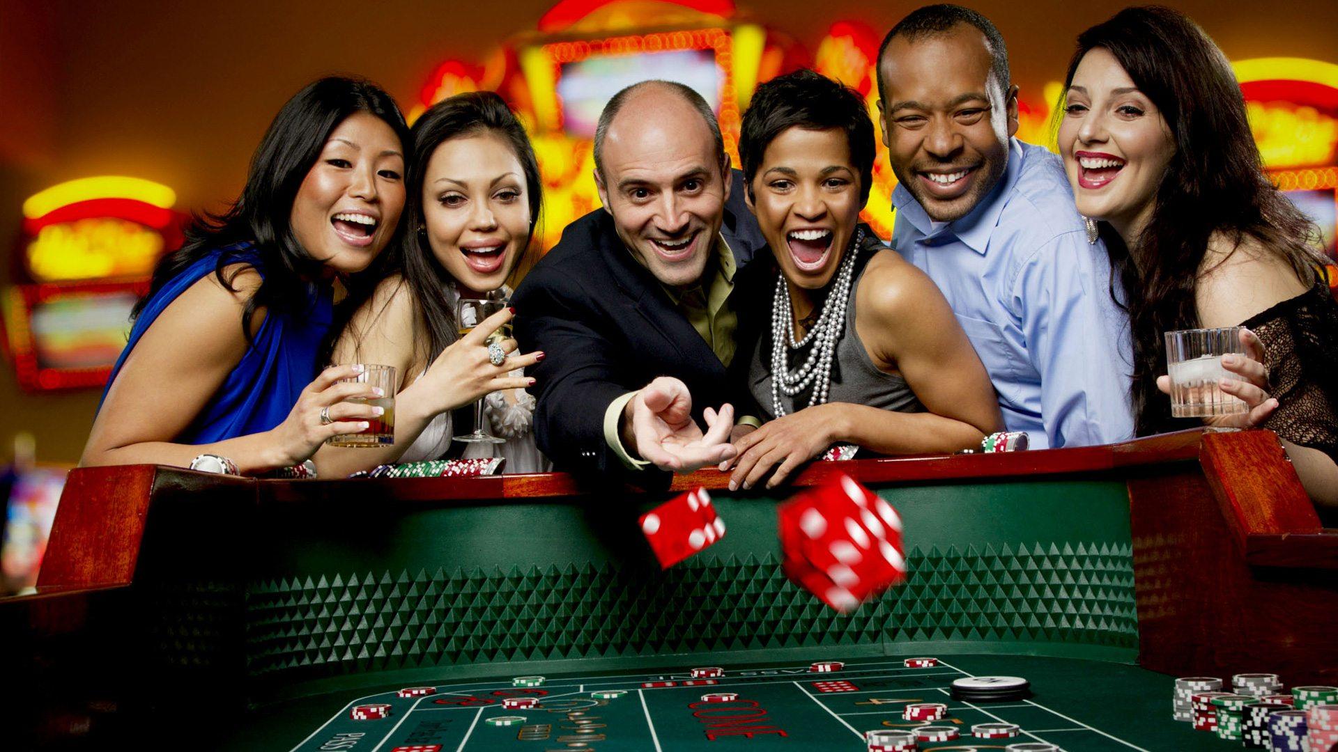 сообщество игроков казино