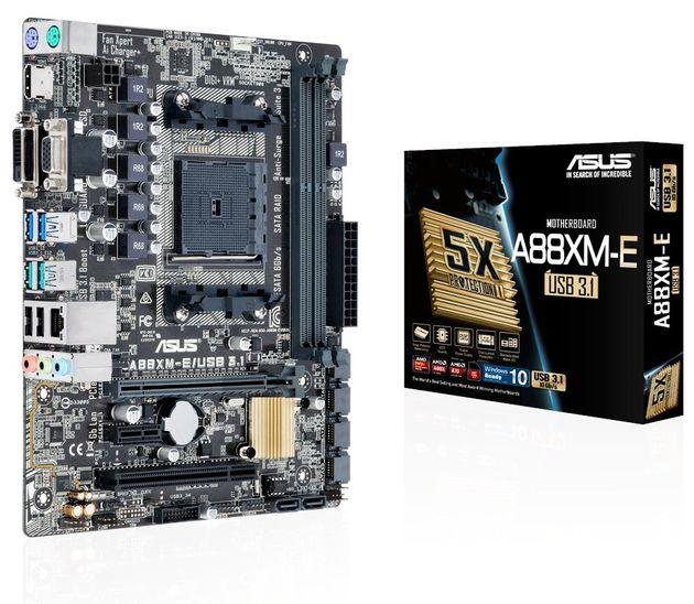 ASUS A88XM-EUSB 3.1