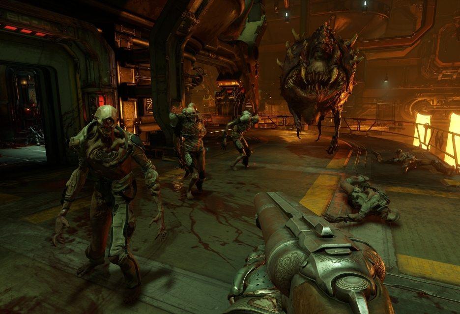 Doom- епизод