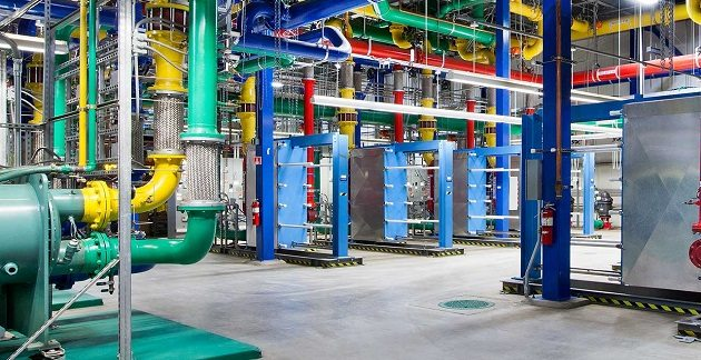 Google Data Center изнутри
