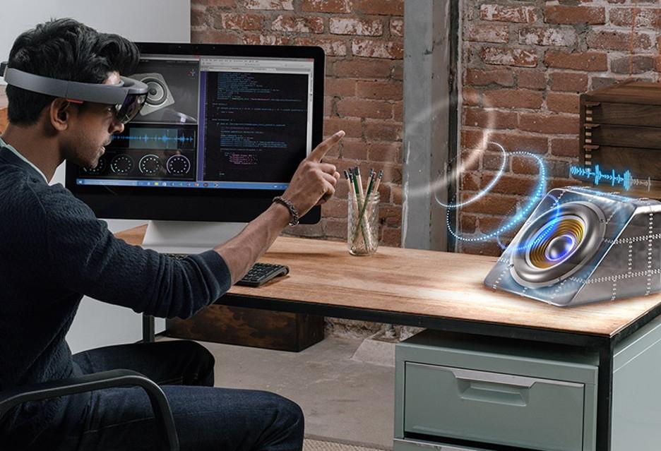 Hololins от Microsoft