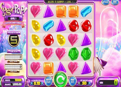 Sugar-Pop играть в интернете